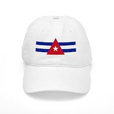 831x3-Roundel_of_the_Cuban_Air_Force_1959-1962 Baseball Cap