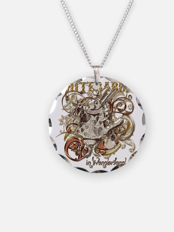 whiterabbit-flourishes-gold Necklace