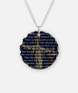 caylees_law_poem_c2011by_ter Necklace