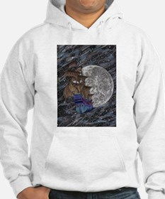Fly Me To The Moon Hoodie