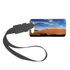 Wadi Rum - Jordan Luggage Tag