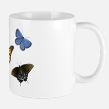Butterfly Assortment Laptop Skin, Cover Mug