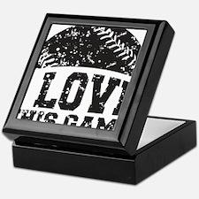 love_this_game Keepsake Box