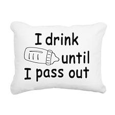 tshirt designs 0570 Rectangular Canvas Pillow