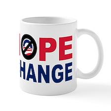 nohope_needchange bumper sticker Mug