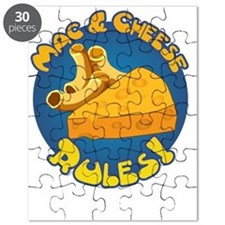 Mac  Cheese Rules Puzzle