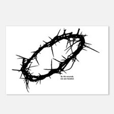 crown_of_thorns Postcards (Package of 8)