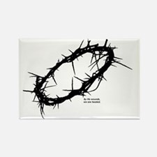 crown_of_thorns Rectangle Magnet