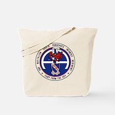 Fury 2nd 508th v1 Tote Bag