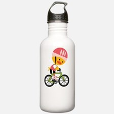 cyclistchickdkT Water Bottle