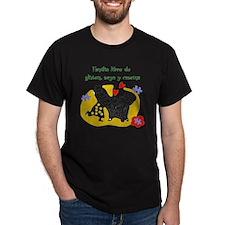 Familia libre de gluten, soya y caseí T-Shirt