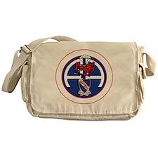 Fury 2nd 508th v1 - WHITE Messenger Bag