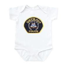 Detroit Police Onesie
