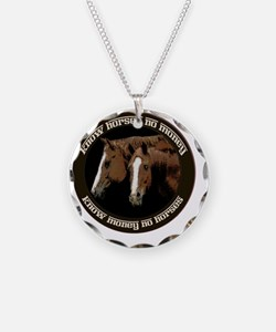 know horses Necklace