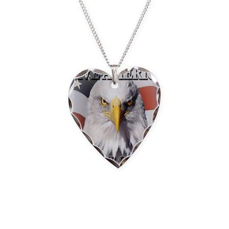 adftbmaegl Necklace Heart Charm