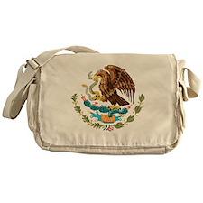 mexico-coat-of-arms Messenger Bag