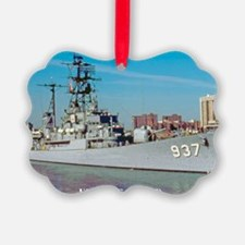 davis calendar Ornament