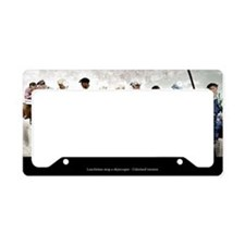 lunchtop14x10_print License Plate Holder