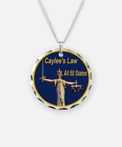 caylees_law_all_50_states_ju Necklace