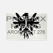 PhoenixRising Rectangle Magnet