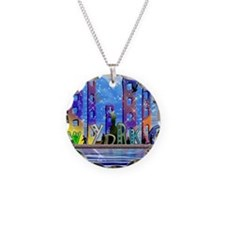 I Love NYC Necklace