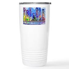 I Love NYC Travel Mug