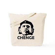 Che-Bama POSITIVE BLACK Tote Bag
