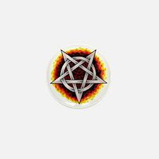 pentagram  Mini Button