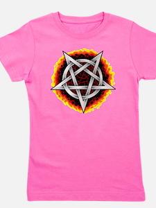 pentagram  Girl's Tee