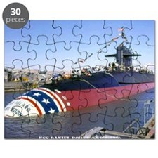 dboone framed panel print Puzzle