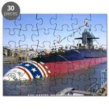 dboone small  poster Puzzle