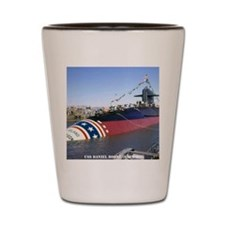dboone small  poster Shot Glass