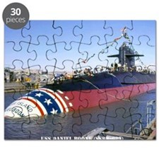dboone greeting card Puzzle