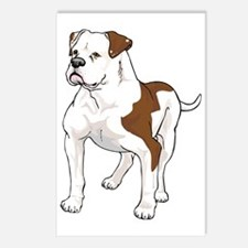 AM BULLDOG 1 Postcards (Package of 8)