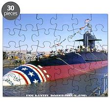 dboone postcard Puzzle