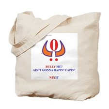 BULLY MEWHT Tote Bag