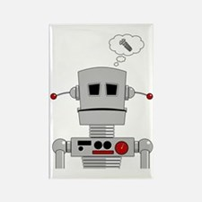 Robot Screw Rectangle Magnet