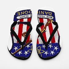 dboone  patch Flip Flops
