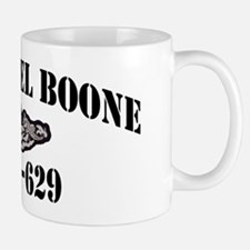 dboone black letters Mug