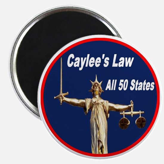 Caylees_law_RWB_transparent Magnet