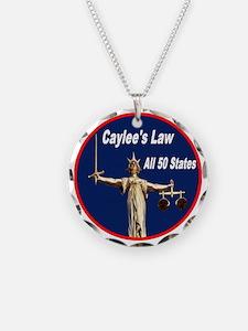 Caylees_law_RWB_transparent Necklace