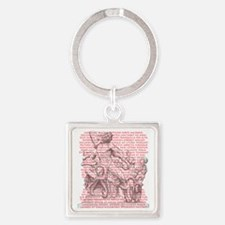 laocoonfulltext Square Keychain