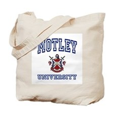 MOTLEY University Tote Bag