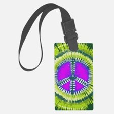 441 Green Peace Luggage Tag