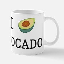 I-LOVE-AVOCADO Mug