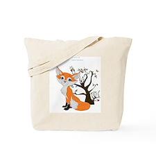 foxtrottshirtLG Tote Bag