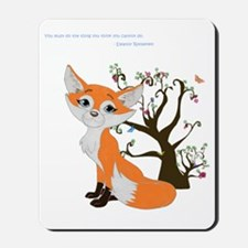 foxtrottshirtLG Mousepad