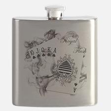 SmokinRoyalFlush Flask