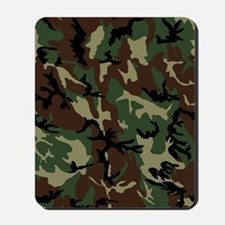 camo-green_ff Mousepad