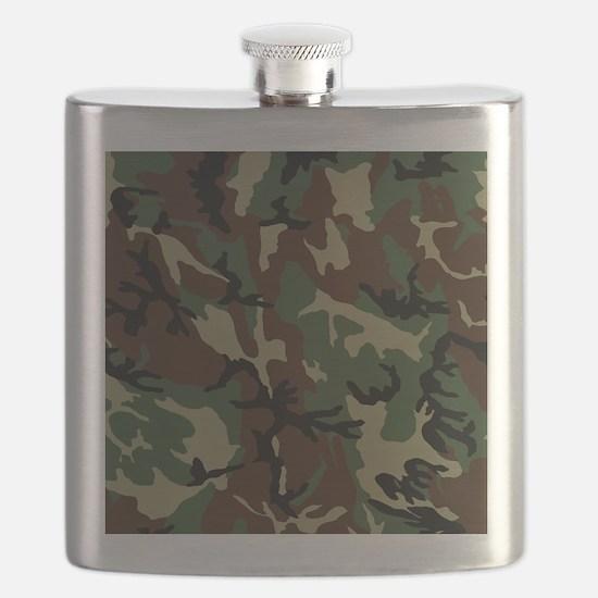 camo-green_ff Flask